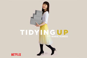 Tidying Up KonMari