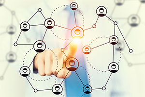 strategic networking image