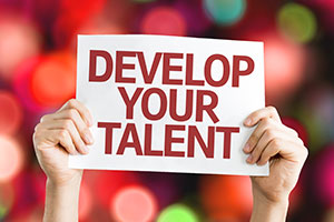 develop your talent