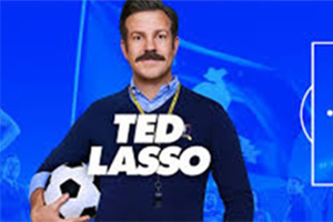 Photo of Ted Lasso